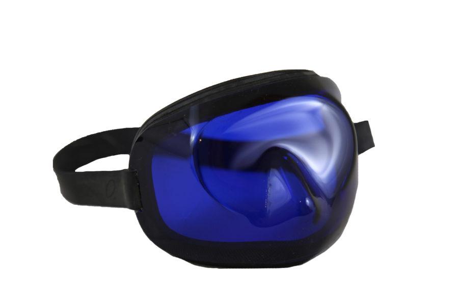 masque-nage-avec-palmes-bleu
